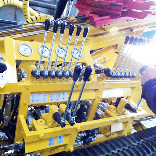 hydraulika siłowa w firmie Bipromasz